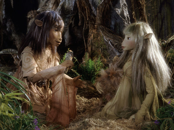 "Netflix is teaming up with The Jim Henson Company to bring us a ""Dark Crystal"" prequel"