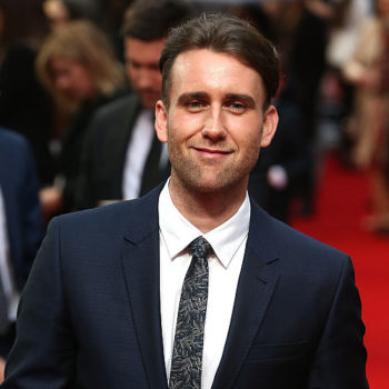 Matthew Lewis has a VERY SPECIFIC Patronus request, so waiting on you, J.K. Rowling