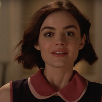 """Lucy Hale explores life after beating cancer in optimistic """"Life Sentence"""" trailer"""