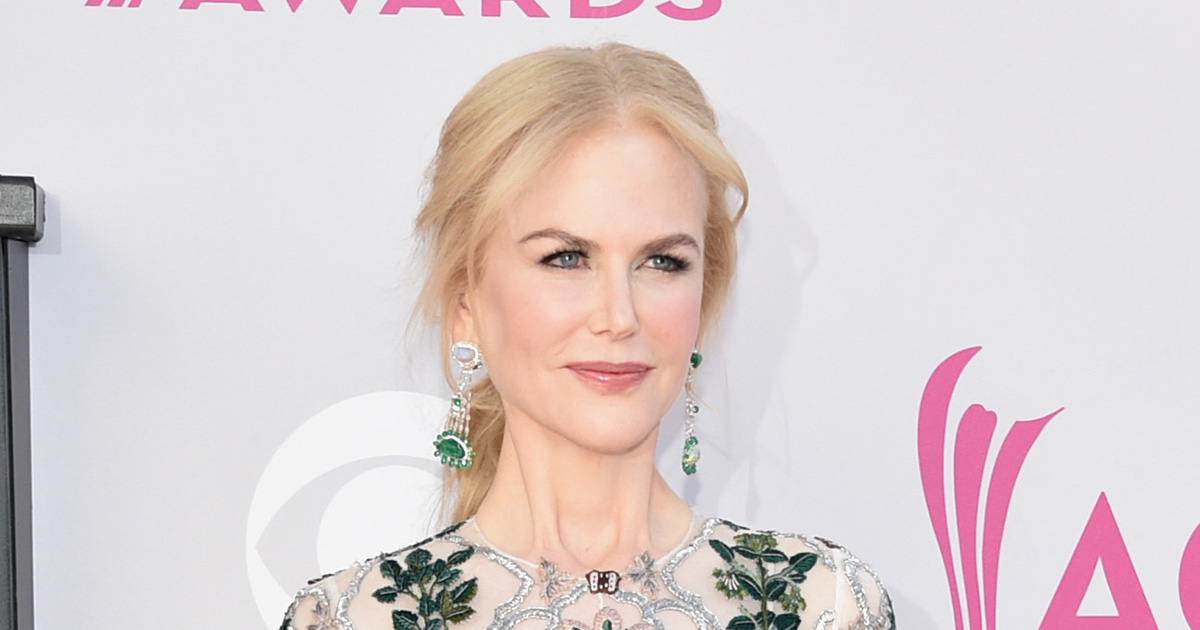 Nicole Kidman looks unrecognizable as a punk in her latest movie trailer