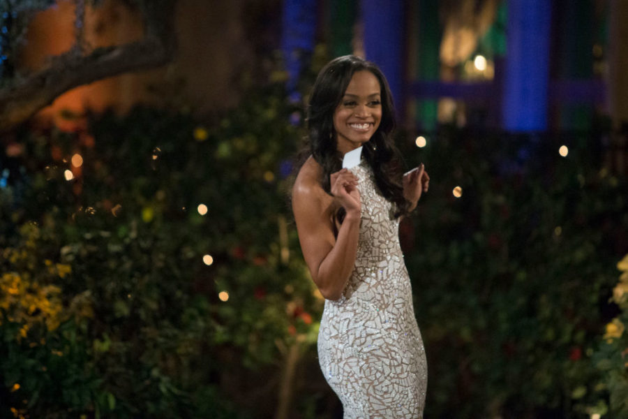 "Rachel from ""The Bachelorette"" is definitely engaged, but we're definitely still watching"