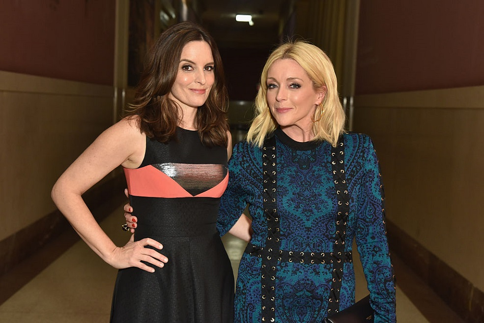 Jane Krakowski opened up about her 12-year friendship with Tina Fey