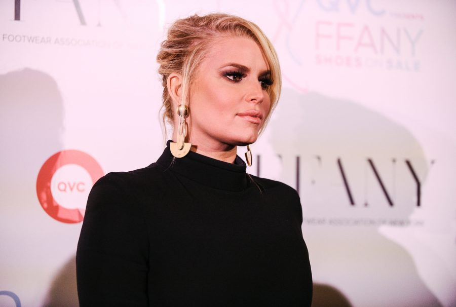"Jessica Simpson got real about weight fluctuation, saying, ""I've been every size"""