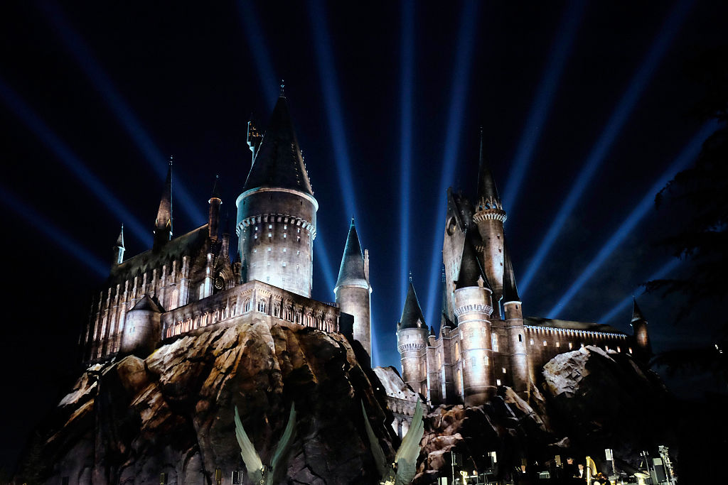 Get ready for *lumos* in the sky — a nighttime Sorting Hat show is coming to Harry Potter World