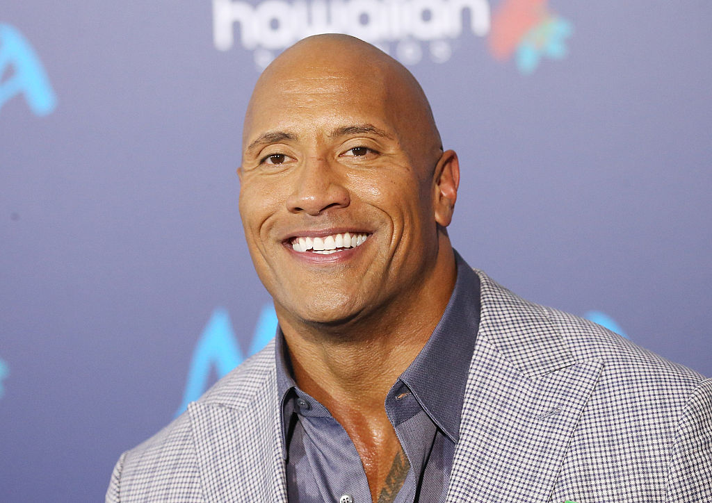 The Rock revealed how he lost his virginity, and we're cringing on his behalf