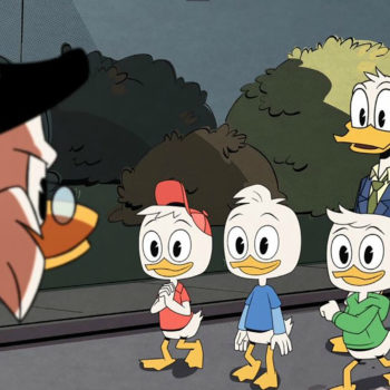 "The internet is having a small quack-attack because Lin-Manuel Miranda is joining ""DuckTales"""
