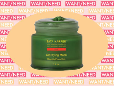 WANT/NEED: A face mask that will solve all your skin woes, and other stuff you'll want to buy