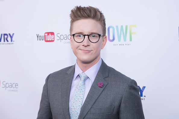 Tyler Oakley made a fantastic point about how YouTube's ...