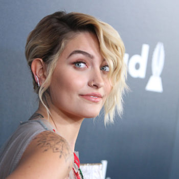 Paris Jackson wrote a song for Paul McCartney, and we really hope he sings it