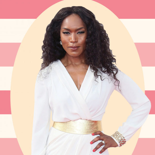 "Angela Bassett tells us about ""Black Panther,"" her new show with Ryan Murphy, and her health mission"
