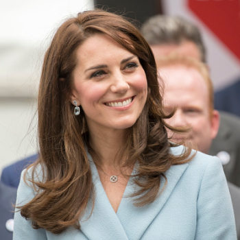 Duchess Kate was so pretty in pink at sister Pippa's wedding