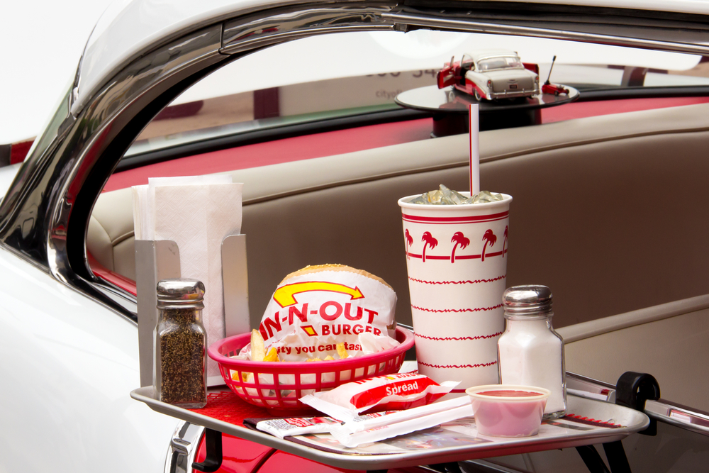 In-N-Out isn't America's favorite fast food burger anymore, and we are stunned