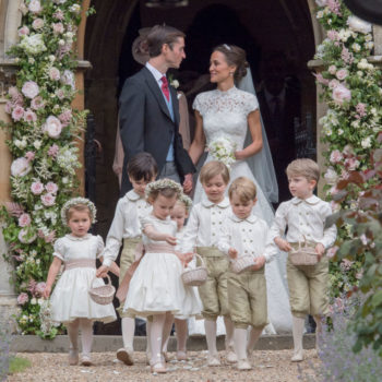 Pippa Middleton got married, and here's all the lovely details of the May wedding
