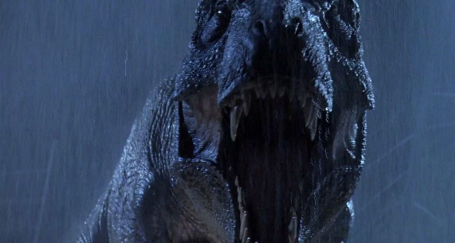 There was a dinosaur attack in South Carolina, and it was actually pretty scary