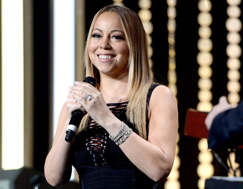 Mariah Carey turned this fan's serenade into a duet, and it's a beautiful thing