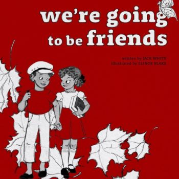 This White Stripes song is being turned into an adorable, mostly red and white children's book