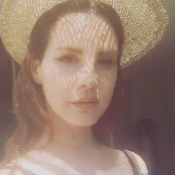 Lana Del Rey teased the new video for her collab with the Weeknd