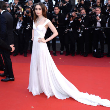 This thigh-baring fashion trend is taking over the red carpets at Cannes