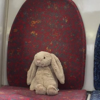 This super sad bunny ended up with a perfect happy ending, and we really needed this news