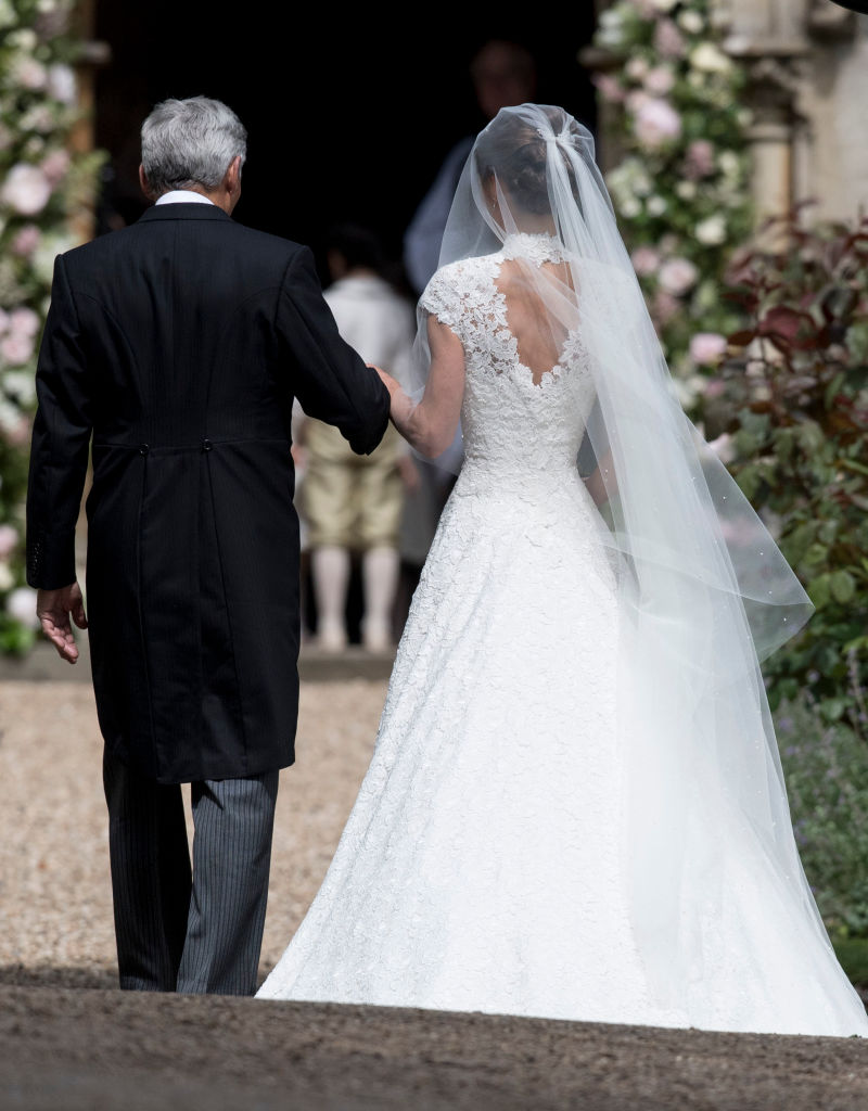pippa middleton wedding dress - photo #31