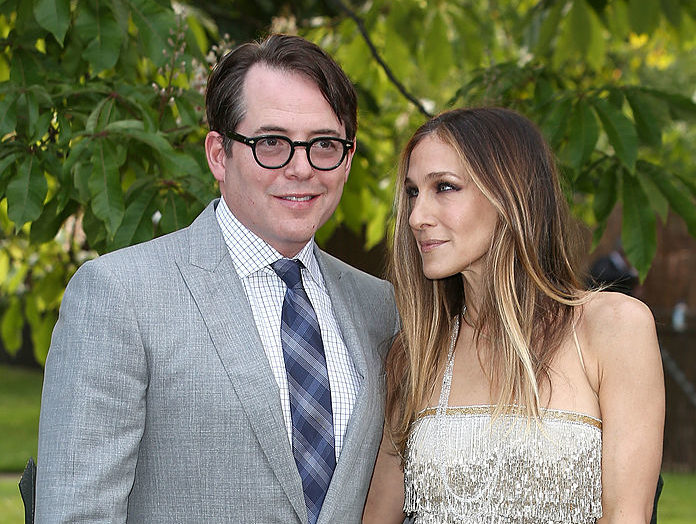 Sarah Jessica Parker posted the sweetest message to Matthew Broderick in honor of their 20th wedding anniversary
