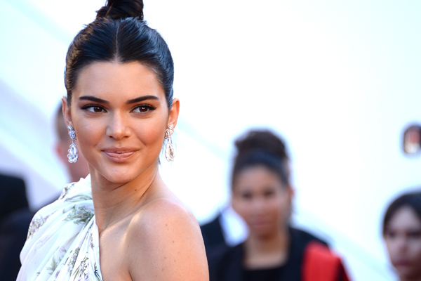 Kendall Jenner's latest dress at Cannes mixed togas and trains