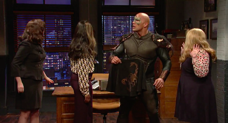 "This ""Saturday Night Live"" sketch addressed something that superhero movies always ignore"