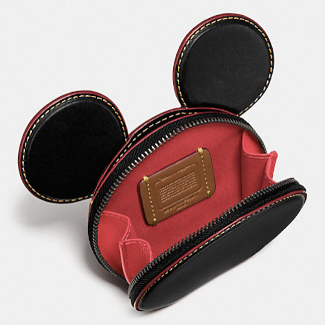 Disney and Coach collaborated again to create a more affordable cartoon chic collection