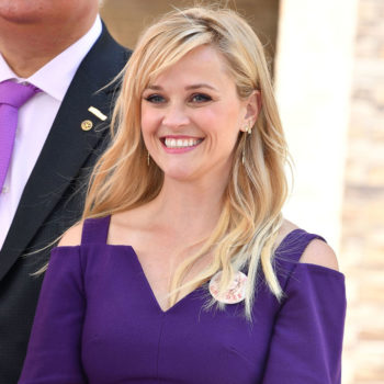 Reese Witherspoon just channeled Elle Woods for a workout, and we're bending and snapping!
