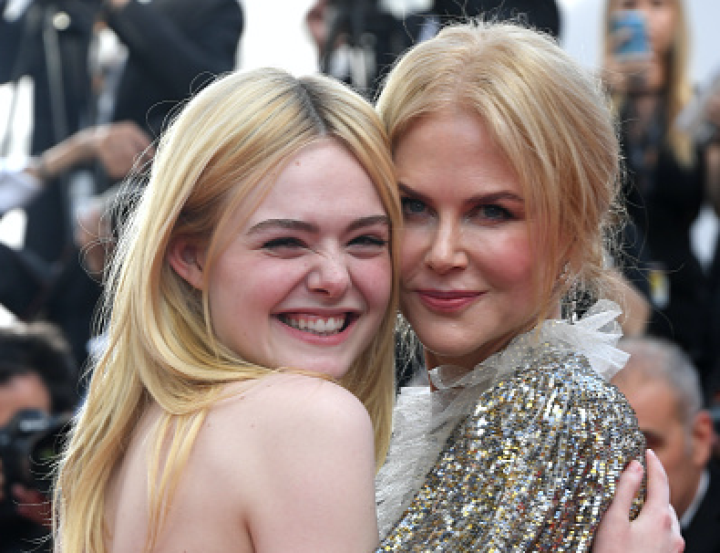 Nicole Kidman and Elle Fanning are the BFFs we didn't know the world needed