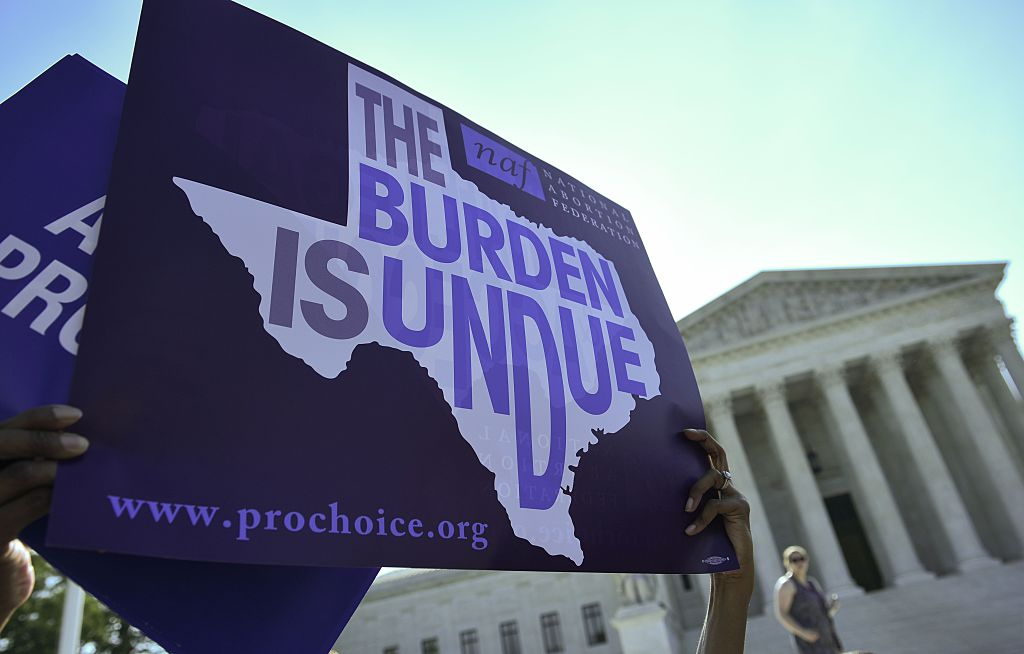 The Texas House passed a super restrictive anti-abortion bill, even though it flies in the face of a federal court ruling