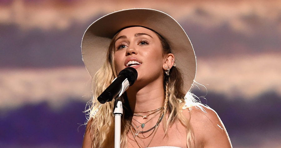 "Miley Cyrus's new song ""Inspired"" is a true country ballad"