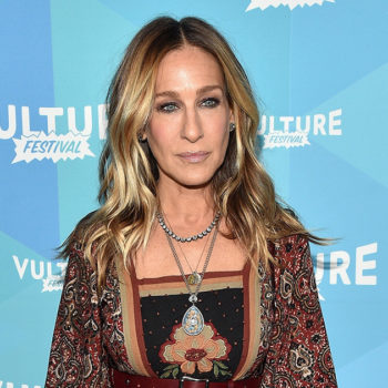 Sarah Jessica Parker owns the IRL Carrie necklace, and she nearly lost it, too