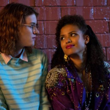 "This scene from ""Black Mirror's"" ""San Junipero"" was cut because it was just too sad"