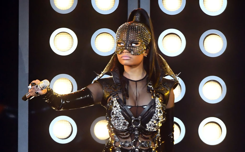 Nicki Minaj's Billboard Music Awards performance might be her hottest ever
