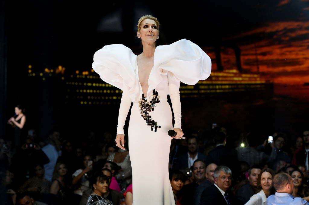 "Celine Dion performed ""My Heart Will Go On"" at the Billboard Music Awards, and literally everyone cried"