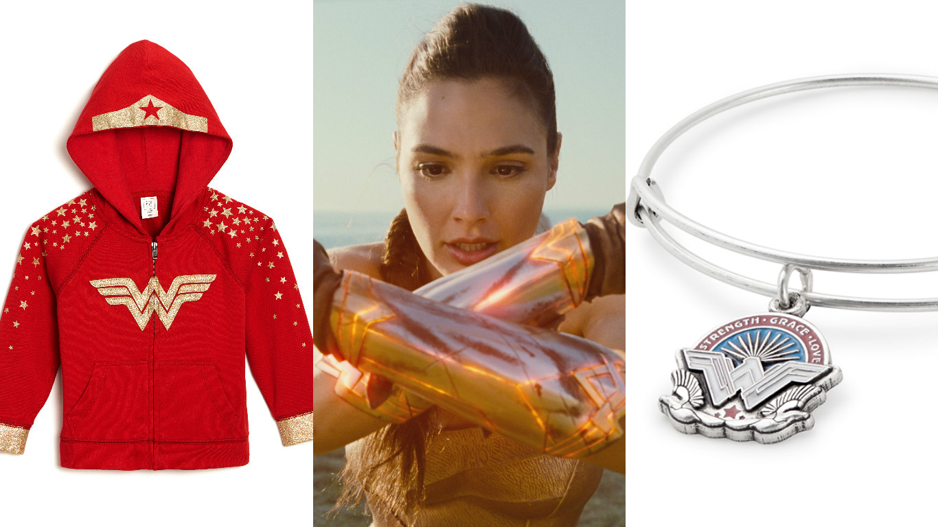 Wonder Woman just launched a *huge* fashion campaign, and excuse us while we buy everything