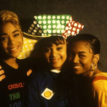 TLC finally explained how they started wearing condoms, and it's simpler than you might think