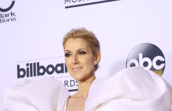 Celine Dion looked like a real-life butterfly at the Billboard Music Awards
