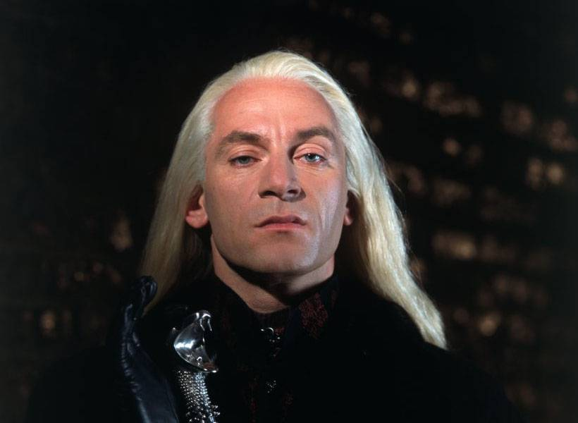 Is it just us or does Diplo look like Lucius Malfoy now?