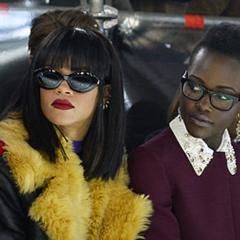 Everyone wants to be in the Rihanna and Lupita Nyong'o buddy movie, because duh