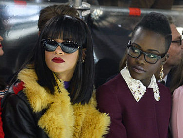 The prophecy came true! Rihanna and Lupita Nyong'o to costar in buddy movie