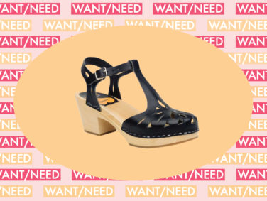 WANT/NEED: A high-heel clog that's the definition of summer, and other stuff you'll want to buy