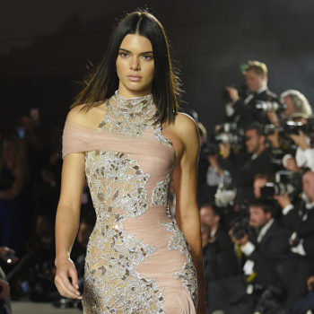 Kendall Jenner wore jorts to Cannes, and totally pulled it off