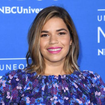 America Ferrera's watermelon clutch is a summer 2017 trend we've found on the cheap