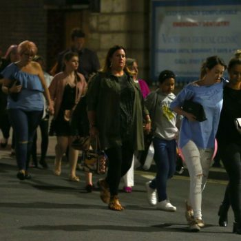 Manchester residents are opening their doors to survivors left stranded by the concert explosion