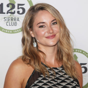 """Everything to know about """"smudging"""" — the technique Shailene Woodley used to go blonde"""
