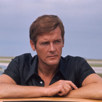 """We're sad to report that """"James Bond"""" star Roger Moore has died"""