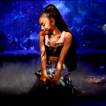Ariana Grande's response to the Manchester Arena bombing is heartbreaking