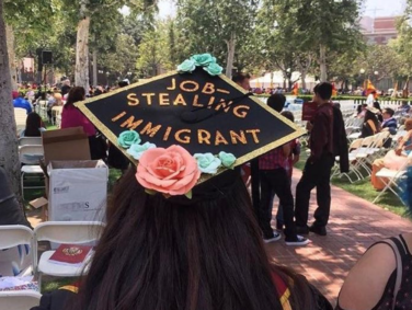 #ImmiGrad is a thank-you to all the immigrant parents out there